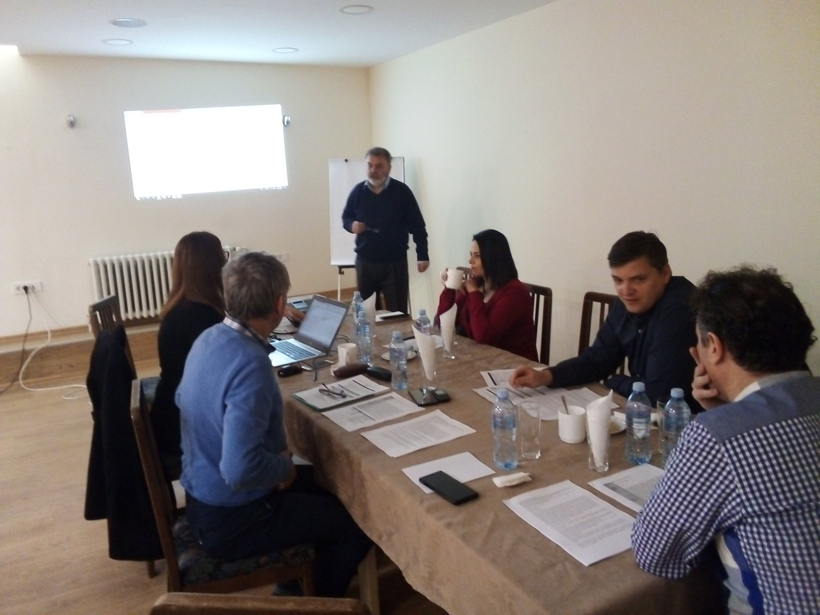 Final Meeting For The Hotel And Restaurant Technician Occupational Standard In Skopje