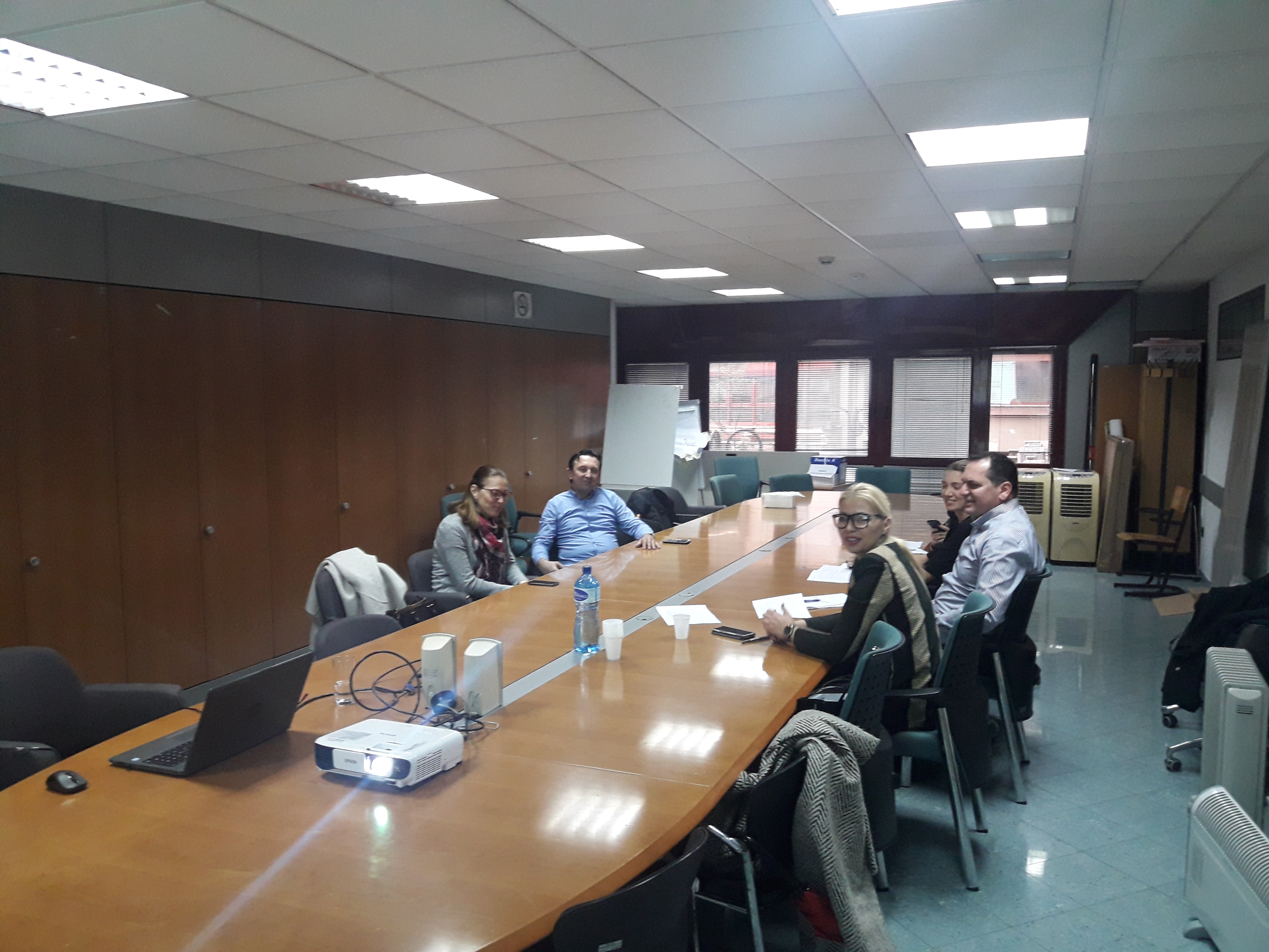 The Second Working Group Meeting For The Hotel And Restaurant Technician Qualification Standard In Podgorica