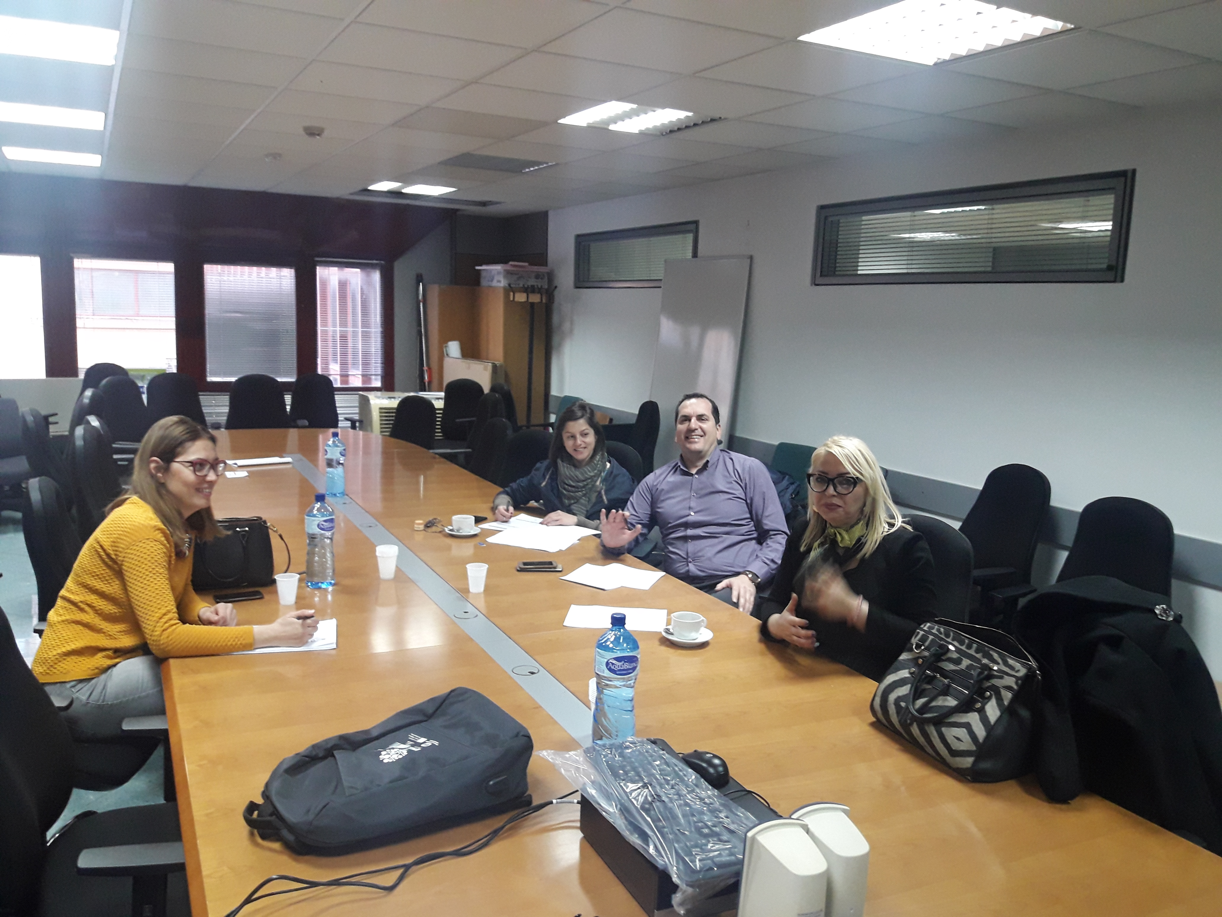 The Final Working Group Meeting For The Hotel And Restaurant Technician Qualification Standard In Podgorica