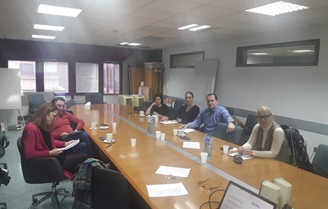 The First Working Group Meeting For The Hotel And Restaurant Technician Qualification Standard In Podgorica