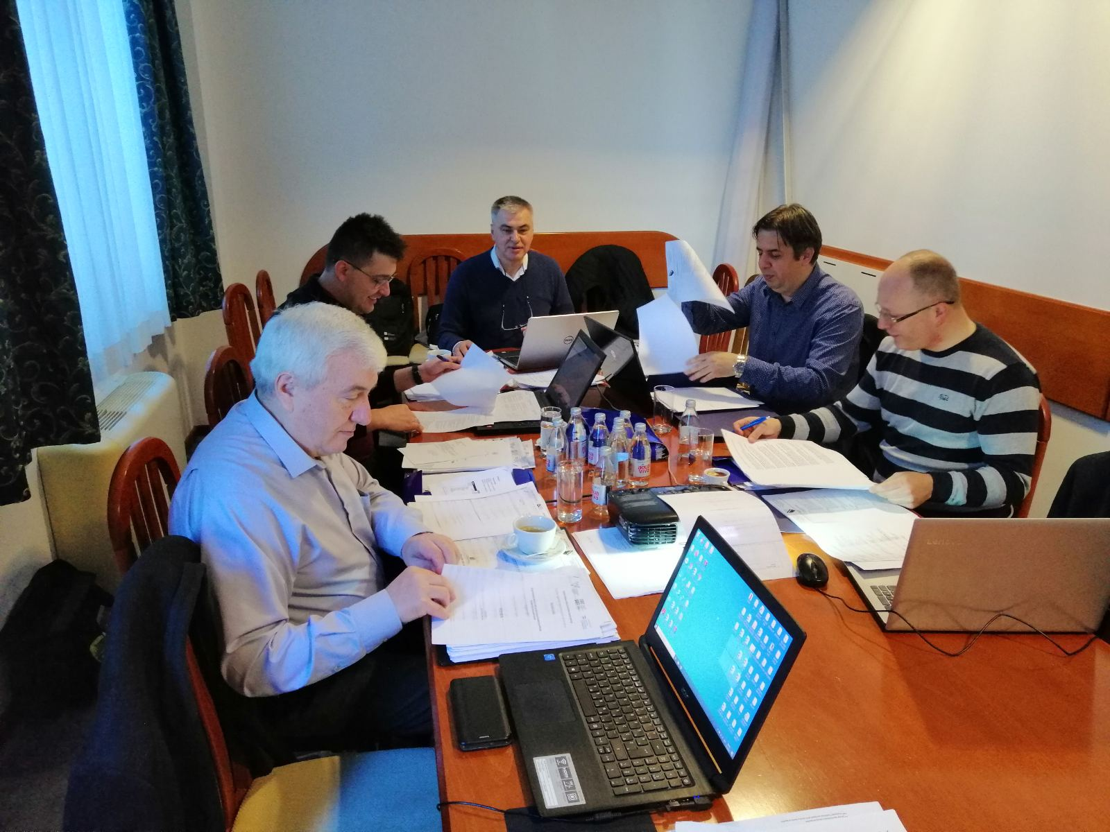 The Second Working Group Meeting For The Hotel And Restaurant Technician Qualification Standard In Banja Luka